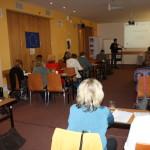 Úvodní konference projektu - 19.2.2013